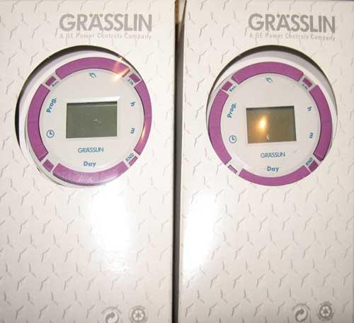 Grasslin Digital Timer 10 Times Onoff 1329